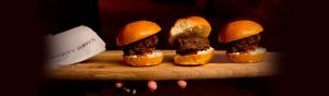 Hearty Boys Catering Sliders