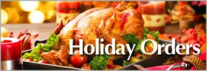 Hearty Boys Catering Holiday Orders