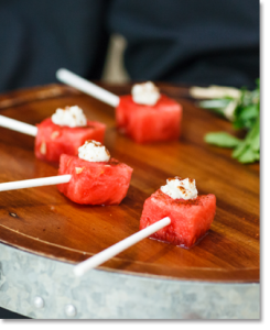 Hearty Boys Catering Watermelon