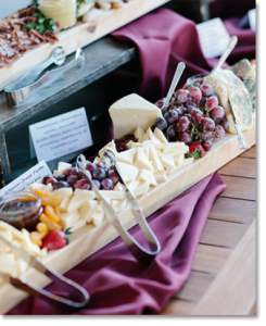 Hearty Boys Catering Cheeses